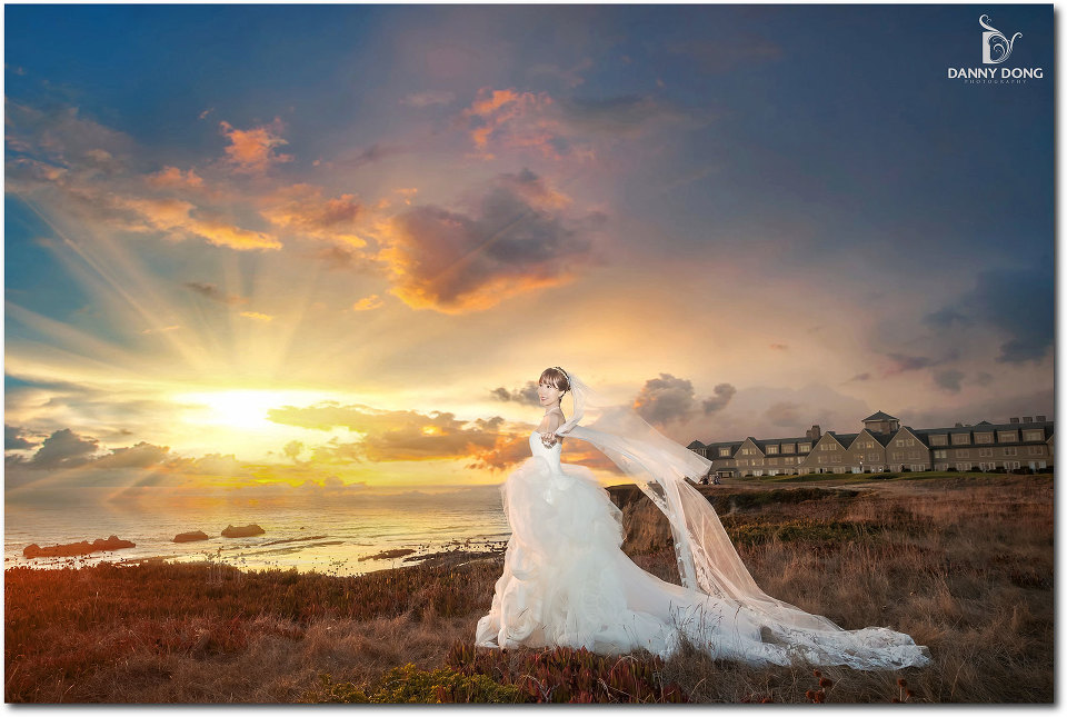 Wedding At Ritz Carlton Half Moon Bay For Xia Jipeng Its A Long Day Full Of Fun And Joy We Are Lucky To Have Such Beautiful Sunset View That