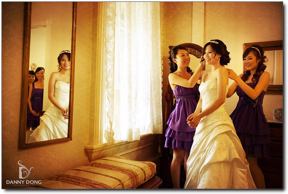 Ralston Hall Wedding Photo Dannydongphotography