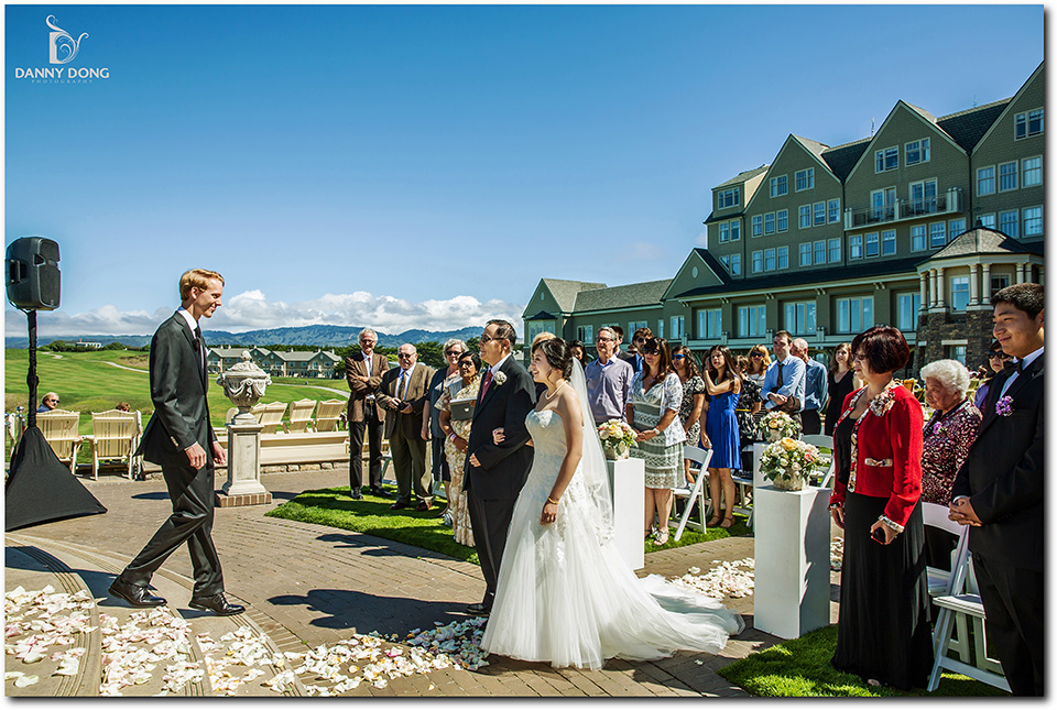 Wedding At Ritz Carlton Half Moon Bay Posted