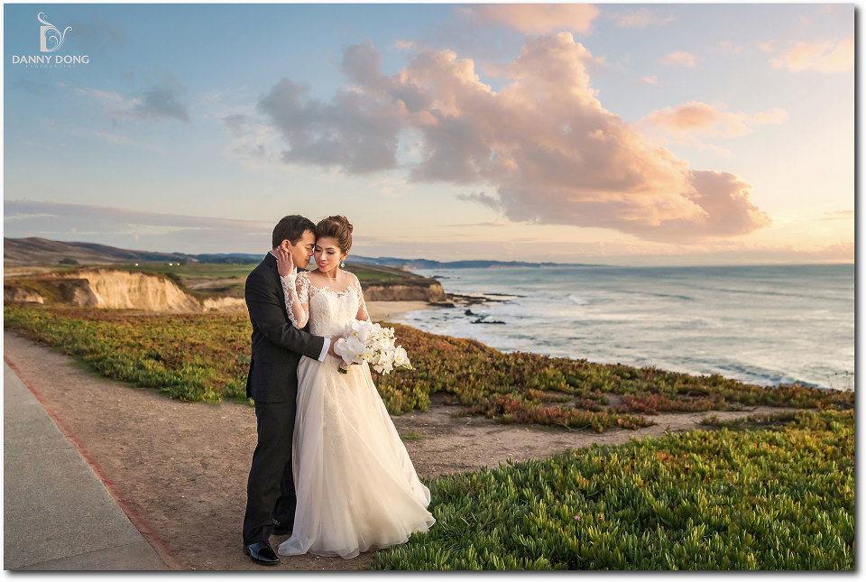 01 Ritz Carlton Half Moon Bay Wedding Photography